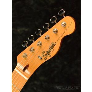 Squier Classic Vibe '60s Telecaster Thinline -Natural / Maple- ナチュラル《エレキギター》|guitarplanet|04