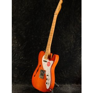 Squier Classic Vibe '60s Telecaster Thinline -Natural / Maple- ナチュラル《エレキギター》|guitarplanet|07