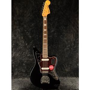 Squier Classic Vibe 70s Jaguar -Black- ブラック《エレキギター...