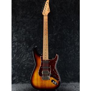 Suhr Custom Classic Roasted-2 Tone Tobacco Burst- 2018年製【中古】《エレキギター》|guitarplanet
