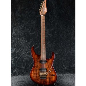 Suhr Custom Modern Koa-Brown Burst-《エレキギター》|guitarplanet