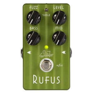 Suhr Rufus ファズ 《エフェクター》『ポイント5倍中!』【クーポン配布中!】|guitarplanet