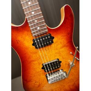 Suhr Standard -Aged Cherry Burst- 2014年製【中古】《エレキギター》|guitarplanet|07