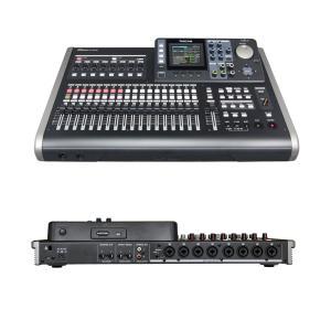 TASCAM DP-24SD DIGITAL PORTASTUDIO デジタルマルチトラックレコーダー|guitarplanet