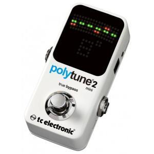 t.c.electronic polytune 2 Mini ギターチューナー
