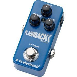 t.c.electronic Flashback Mini Delay ディレイ