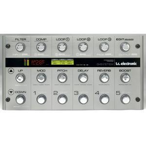 t.c.electronic G-SYSTEM マルチエフェクター