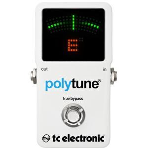 t.c.electronic Polytune 2 ペダルチューナー