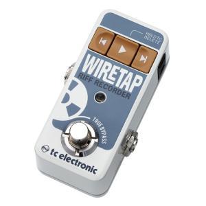 t.c.electronic Wiretap Riff Recorder コンパクトリフレコーダー