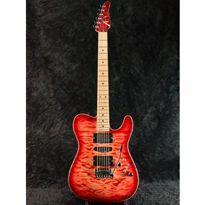 TOM ANDERSON Top T -Natural Red Burst with Binding-《エレキギター》【クーポン配布中!】|guitarplanet