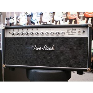 Two-Rock Silver Sterling Signature ヘッドアンプ《アンプ》|guitarplanet