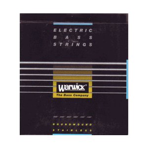 Warwick 25-135 #40401 Black Label Stainlass Steel Medium 6弦セット guitarplanet
