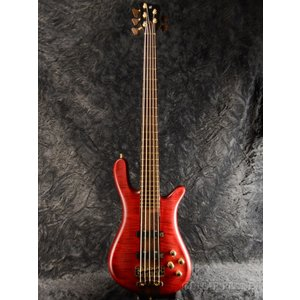 Warwick Custom Shop Streamer StageI 5st -Burgundy Red/OFC- 2015年製【中古】《ベース》 guitarplanet