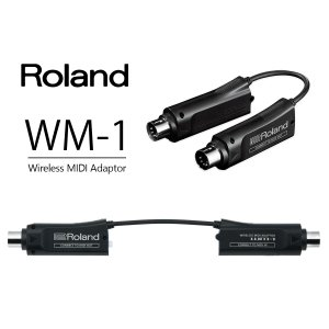 Roland WM-1 │ Wireless MIDI Adaptor|guitarplanet