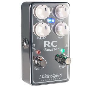 Xotic RC Booster V2 ブースター 《エフェクター》 guitarplanet