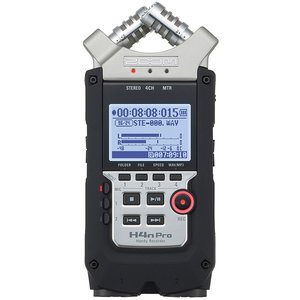 ZOOM H4n Pro Handy Recorder | ハンディレコーダー|guitarplanet