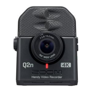 ZOOM Handy Video Recorder Q2n-4K ハンディービデオレコーダー【Webショップ限定】|guitarplanet