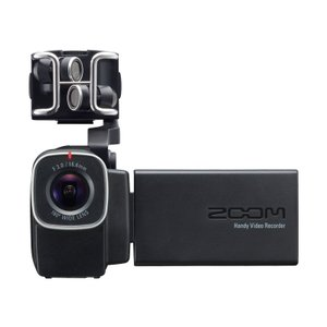 ZOOM Q8 Handy Video Recoder ハンディービデオレコーダー|guitarplanet