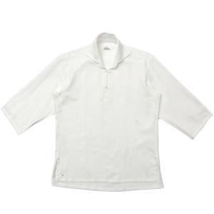【SALE30】Giannetto(ジャンネット)コットンダイヤドビーカプリシャツ AG720SUM84 11091014109 guji