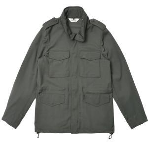 ASPESI(アスペジ)ポリウールリップストップM-65フィールドジャケット MINIFIELD COT/13924ACG20G431 14011002109 guji