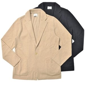 Finjack(フィンジャック)アルパカウールナイロンニットカバーオールジャケット K25/ART07 16002003161|guji