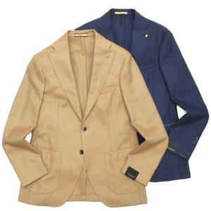LATORRE(ラトーレ)ウールホップサックソリッド2Bジャケット ITH1/81745 17096001052|guji