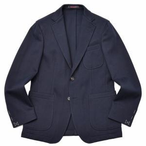 THE GIGI(ザ ジジ)ANGIE コットンナイロンジャージーヘリンボーン2Bジャケット L007 17096400039 guji