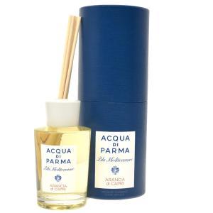 ACQUA DI PARMA(アクア ディ パルマ)ルームディフューザー Blu Mediterraneo/ARANCIA di CAPRI 19091005143|guji