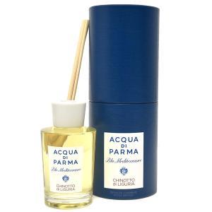 ACQUA DI PARMA(アクア ディ パルマ)ルームディフューザー Blu Mediterraneo/CHINOTTO di LIGURIA 19091007143|guji