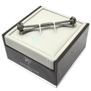 TATEOSSIAN(タテオシアン)ガンメタリックゴールドコーティングノットカラークリップ AC0397 19091200094|guji