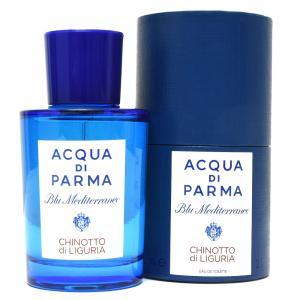 ACQUA DI PARMA(アクア ディ パルマ)オードトワレ Blu Mediterraneo/CHINOTTO di LIGURIA/75ml 19092002143|guji