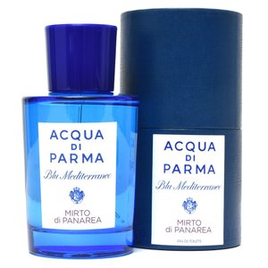 ACQUA DI PARMA(アクア ディ パルマ)オードトワレ Blu Mediterraneo/MIRTO di PANAREA/75ml 19092003143|guji