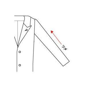 COAT袖丈詰め|guji