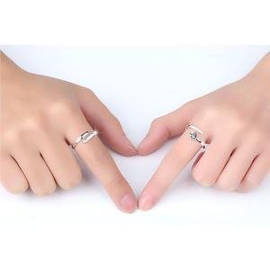 指輪 フリーサイズ/一粒 リング 指輪/レディース/ピンキーリング/プラチナ仕上げ/シルバー クリスマス プレゼント 女性 アクセサリー ジュエリー|gulamu-jewelry|13