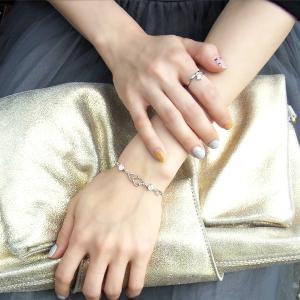 指輪 フリーサイズ/一粒 リング 指輪/レディース/ピンキーリング/プラチナ仕上げ/シルバー クリスマス プレゼント 女性 アクセサリー ジュエリー|gulamu-jewelry|10