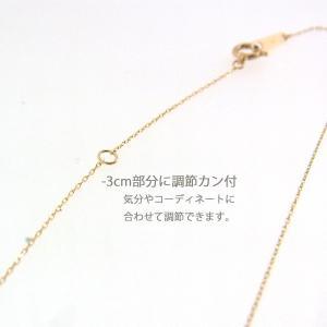 k10 ダイヤモンド ネックレス 一粒/鑑別書 別途費用/ギフト アクセサリー gulamu-jewelry 05