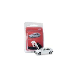 herpa Cars&Trucks 1/87 ミニキット フォルクスワーゲン ゴルフ II4ドア ホワイト gulliver-inc