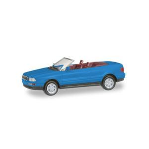 herpa Cars&Trucks 1/87 ミニキット アウディ80コンバーチブル ブルー gulliver-inc