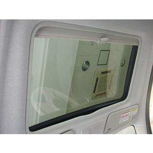 適合車種…'08/3月〜 FIAT500  特徴…純正ガラスルーフは、スモークガラスになっております...