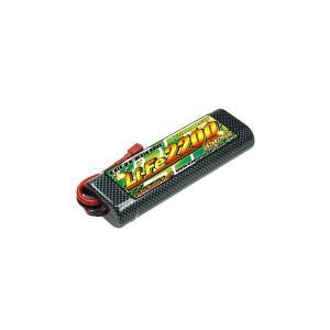 【送料全国一律270円】イーグル(EAGLE)/3371V2U-2P/Li-Feバッテリー EA2200 35C+α・2P ハードショットガンチューブ仕様|gun-yumekukan