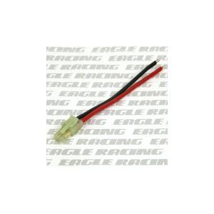【送料全国一律270円】イーグル(EAGLE)/3460-18AWG/EPエアーコネクター・18Gワイヤー(90mm)付 Aオス
