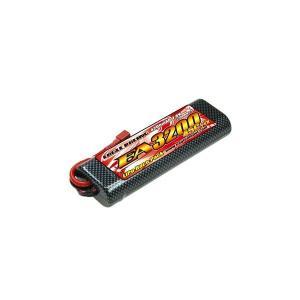 【送料全国一律270円】イーグル(EAGLE)/3696V2-2P/Li-Feバッテリー EA3200/6.6V 45C+α 2P・ハードショットガンチューブ|gun-yumekukan