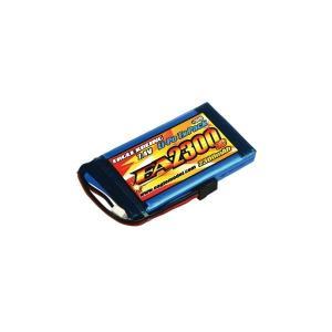 【送料全国一律270円】イーグル(EAGLE)/3699U/Li-Poバッテリー EA2300/2S 7.4V 1C TXパック(M11X用)|gun-yumekukan