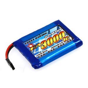 EAGLE(イーグル)/3926U-MT44/Li-Poバッテリー EA3000/3.7V1C MT44送信機用平型サイズ|gun-yumekukan