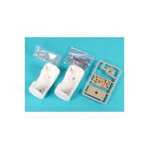 【送料全国一律270円】タミヤ/70149/単2電池ボックス(1本用/スイッチ付)|gun-yumekukan