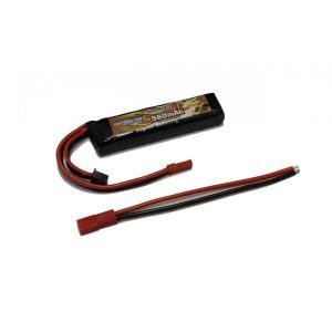 OPTION No.1(オプションNo.1)/GB-0021M/マッチドリポバッテリー HIGH POWER LiPo7.4V560mAh |gun-yumekukan