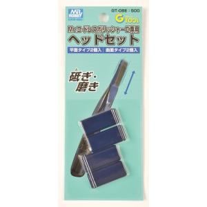クレオス/GT-08E/Mr.コードレスポリッシャーII用 ヘッドセット gun-yumekukan
