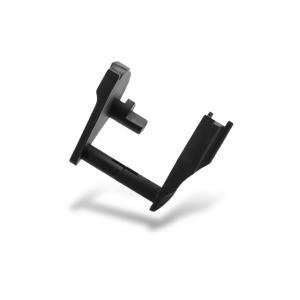 LayLax(ライラクス)/LA151650/NINEBALL Hi-CAPA5.1/4.3 カスタムセーフティレバー[レフティ](ブラック)|gun-yumekukan