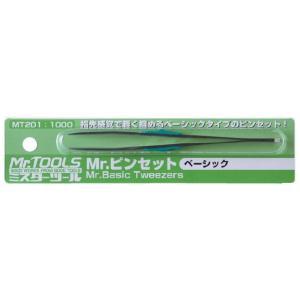 クレオス/MT201/Mr.ピンセット ベーシック|gun-yumekukan