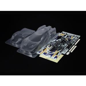 【送料全国一律270円】タミヤ(TAMIYA)/SP-1664/SP.1664 1/10RC 2020 フォード GT Mk IIスペアボディセット(未塗装) gun-yumekukan